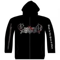 Ensiferum - Blood Is The Price Of Glory (Zipped Hooded Sweatshirt)
