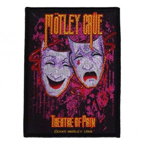 Motley Crue - Theatre Of Pain (Patch)