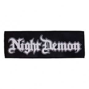 Night Demon - Logo (Superstrip Patch)