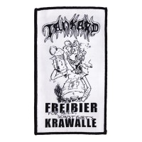 Tankard - Friebier (Patch)