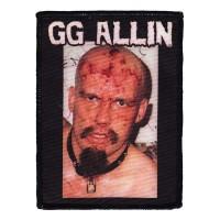 Allin, GG - Face (Patch)