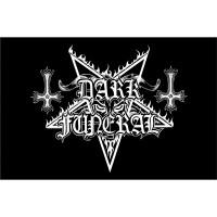 Dark Funeral - Logo (Textile Poster)