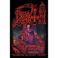 Death - Scream Bloody Gore (Textile Poster)