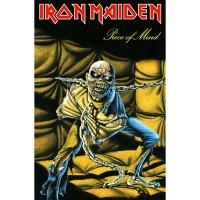 Iron Maiden - Piece Of Mind (Textile Poster)
