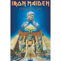 Iron Maiden - Powerslave (Textile Poster)