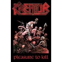 Kreator - Pleasure To Kill (Textile Poster)