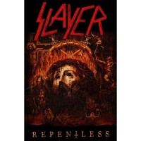 Slayer - Repentless (Textile Poster)