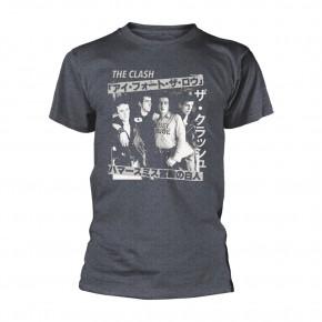 Clash - Kanji (T-Shirt)