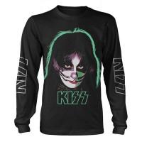 Kiss - Peter Criss (Long Sleeve T-Shirt)