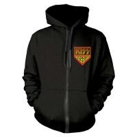 Kiss - Kiss Army (Zipped Hooded Sweatshirt)