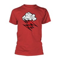 The Hellacopters - Grace Cloud Red (T-Shirt)