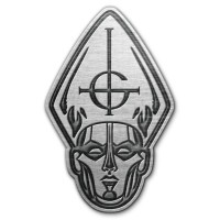 Ghost - Papa Head (Metal Pin Badge)