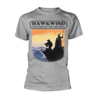 Hawkwind - Masters Of The Universe Grey (T-Shirt)