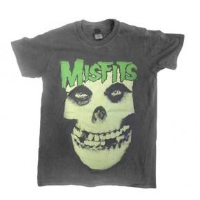 Misfits - Large Skull Vintage Wash (T-Shirt)