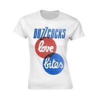 Buzzcocks - Love Bites (Girls T-Shirt)