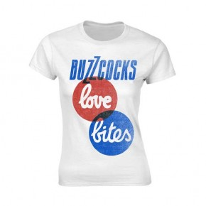 Buzzcocks - Love Bites (Girls T-Shirt)