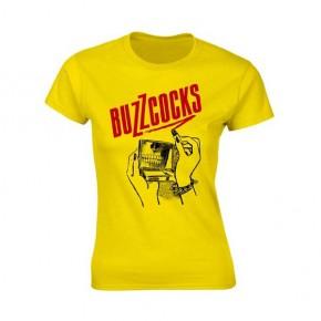 Buzzcocks - Lipstick (Girls T-Shirt)