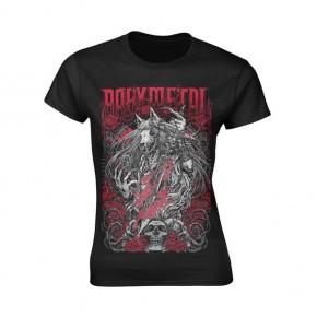 Babymetal - Rosewolf (Girls T-Shirt)