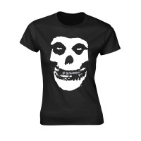 Misfits - Silver Foil (Girls T-Shirt)