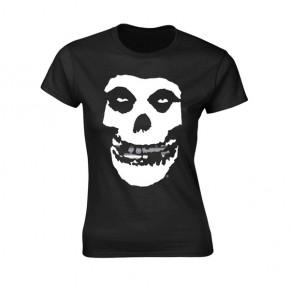 Misfits - Silver Foil (Girls T-Shirt)