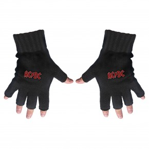 ACDC - Logo (Gloves)