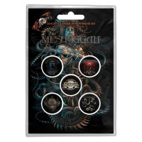Meshuggah - Violent Sleep Of Reason (Badge Pack)