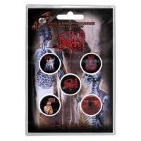 Death - Albums (Badge Pack)