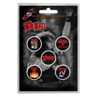 Dio - We Rock (Badge Pack)