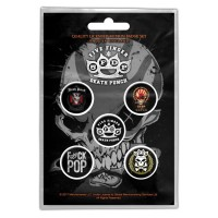 Five Finger Death Punch - 5FDP (Badge Pack)