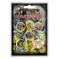 Iron Maiden - Early Albums (Badge Pack)