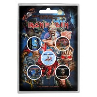 Iron Maiden - Later Albums (Badge Pack)