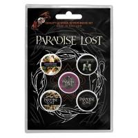 Paradise Lost - Medusa (Badge Pack)