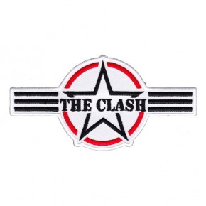 Clash - AF Embroidered Logo (Patch)