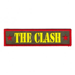 Clash - Army Logo Embroidered (Patch)