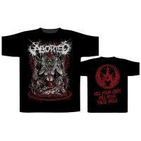 Aborted - Baphomet (T-Shirt)