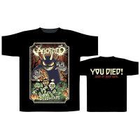 Aborted - Deadheads (T-Shirt)