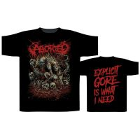 Aborted - God Machine (T-Shirt)