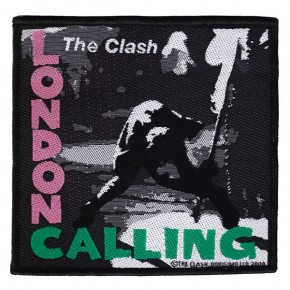 Clash - London Calling (Patch)