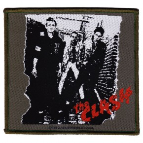 Clash - The Clash (Patch)