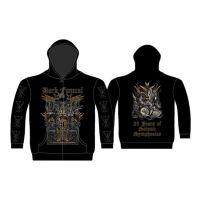 Dark Funeral - 25 Years Of Satanic Symphonies (Zipped Hooded Sweatshirt)