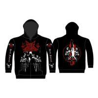 Dark Funeral - Shadow Monks (Zipped Hooded Sweatshirt)