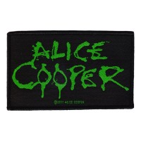 Cooper, Alice - Logo (Patch)