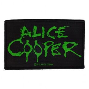 Cooper, Alice - Logo (Patch)