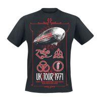 Led Zeppelin - UK Tour 1971 (T-Shirt)
