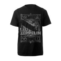 Led Zeppelin - Vintage Print LZ1 (T-Shirt)