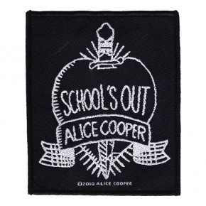 Cooper, Alice - Schools Out (Patch)