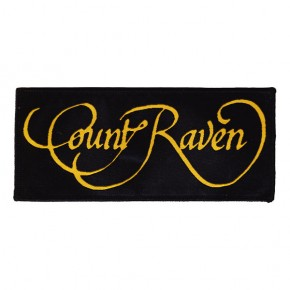 Count Raven - Logo (Patch)