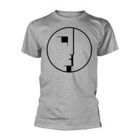 Bauhaus - Logo Grey (T-Shirt)