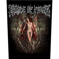 Cradle Of Filth - Deflowering (Backpatch)