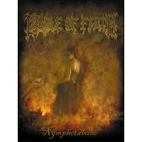 Cradle Of Filth - Nymphetamine (Textile Poster)